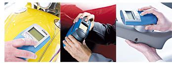 byk-gardner, гарантия 2 года, оборудование для контроля качества окрашенной поверхности, лакокрасочных материалов и пластиков: спектрофотометры spectro-guide, блескомеры, wave-scan dual, haze-gard