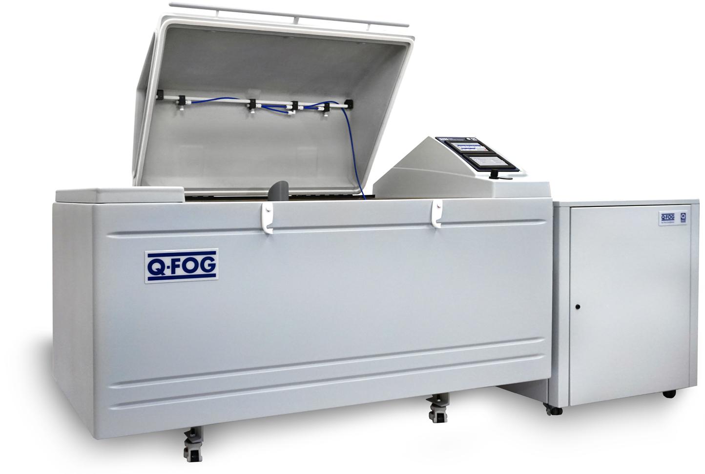Камера солевого тумана Q-FOG CRH с контролем влажности. Испытания на коррозионную стойкость