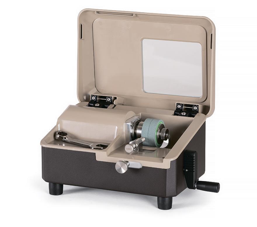 Устройство для зачистки и обтачивания истирающих дисков Табера. Taber 350
