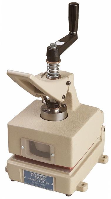 Резак для подготовки образцов при испытании на ротационном абразиметре. Model Taber 5000